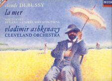 Claude Debussy: La Mer  Prelude à l'après-midi d'un faune   Ashkenazy  Decca dig