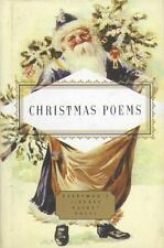Everyman's Library Pocket Poets: Christmas Poems (1999, Hardcover)