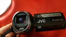 JVC Everio Camcorder Model GZ-MS110 Digital Video Camera