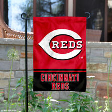 Cincinnati Reds Garden Flag and Yard Banner