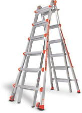 26 1a Little Giant Ladder Classic With Work Platform 10126lgw The Original New
