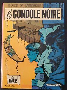 Bande dessinée BD EO 1967 Les Timour T22 neuf ! ‐ Dupuis spirou tintin asterix