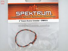 "Spektrum Remote Receiver Extension 6"" Cavo Rx Remota SPM9010 modellismo"
