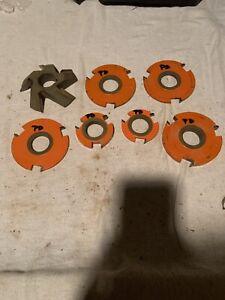 Freeborn Tool Company 7 Piece Bore Set PC-11-020 & More