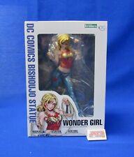 Kotobukiya DC Comics Bishoujo Statue Wonder Girl New in Box Sealed