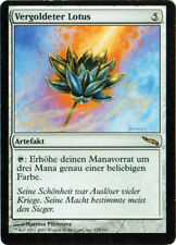 MTG Vergoldeter Lotus / Gilded Lotus (German / Deutsch)
