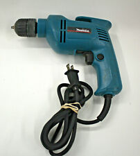 """Makita Model 6406 3.3A 3/8"""" Corded Drill, 115V, 0-2100 RPM-Tool Only"""