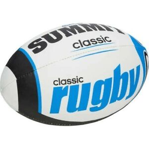 Summit Senior Size 5 Classic Rugby Ball