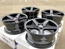 Oxigin18 black Concave 8,5/9,5x19 5/120 ET35/40 3er BMW E90 E91 E92 E93
