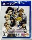 Tales of Vesperia: Definitive Edition - PS4 - Brand New   Factory Sealed