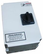 Elimia 40A 40 Amp Disconnect Switch 3 Pole Nema 4X Enclosure DS40LCL UL Listed