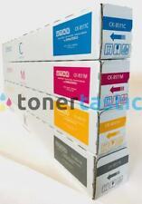 More details for genuine utax ck-8511 full toner set cmyk 2506ci / 2507ci (vat inc)