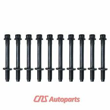 4G63 4G63T 4G64 Engine Cylinder Head Bolts 2.0L 2.4L Mitsubishi Chrysler Dodge