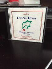 Diana Ross Making Spirtits Bright New Original Wrapping Cd