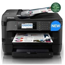Epson Workforce WF-7720DTWF A3+ All-In-One Colour Inkjet Printer