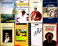8 Classic Paperback Novels ~ Titles in Description ~