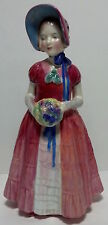 "Beautiful Royal Doulton figurine ""DIANA"" bone china, HN 1986 Made in England"