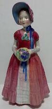 "Beautiful Royal Doulton figurine ""Diana"" bone china, Hn 1986 Made in England"