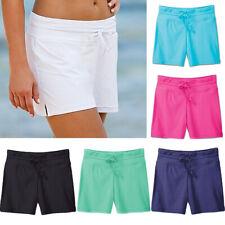 Women Swim Shorts Bikini Swimwear Board Shorts Boy Style Tankini Shorts S-3XL AM