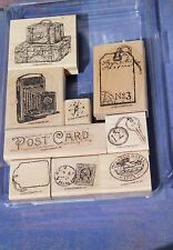 Travel Post~ Stampin Up! 2004