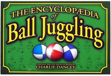 The Encyclopedia of Ball Juggling - juggling Balls book
