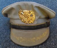 Croatian army, higher officer peaked cap with badge - military hat !!