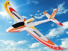 Pichler Aeroplano RC DOMINO 3 PNP Rojo envergadura 1420mm Listo Para Volar MOTOR