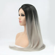 HUMAN REMY HAIR WIGS- FRONT LACE SYNTACTIC WING- FRESH HANDMADE WIGS-100%LUXURY