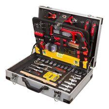 Professioneller Werkzeugkoffer 139 tlg Alukoffer incl. Ratschenschlüssel