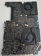 "Apple A1286 MacBook Pro 15/"" Mid-2010 i7-620M Logic Board 820-2850-A TPH93"