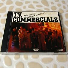 The Best of Classic Music On T.V. Commercials 1988 JAPAN CD PHILIPS RARE #101-3