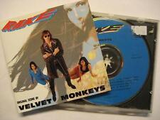 """VELVET MONKEYS """"RAKE"""" - CD - INCL. THURSTON MOORE J MASCIS"""