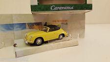 Cararama - Porsche 356 B (1/43)