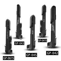 GIYO GP-04S 2-way Mini Pump Presta Schrader Valve 120PSI Guage Bike Ball Cycling