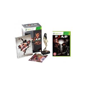 F.E.A.R. 3 Collector's Edition Xbox 360 | inkl. Figur und Steelbook | NEU & OVP