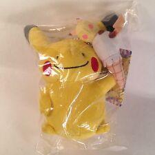 Pikachu Pokemon Center Festival 2015 Plush Mascot DITTOCHU Ice cream