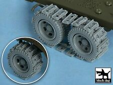Black Dog 1/48 US 2.5Ton Cargo Truck Traction Devices (for Tamiya 32548) T48049