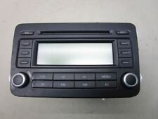 VW Golf Plus (5M1) 05-09 Radio CD Autorradio 5M0035186A con Code