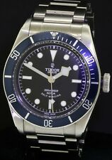 Tudor Heritage Black Bay 79220B SS automatic men's diver watch New w/ box/papers