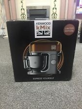 KENWOOD KMIX KMX760.GD STAND MIXER 5L 1000W ROSE GOLD LIMITED EDITION RRP 599.99