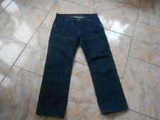 H8014 G-Star  Jeans W33 L30 Dunkelblau Gestreift Sehr gut