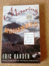 Eric Hansen Motoring with Mohammed 1st edition SC Signed