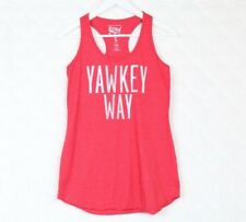 Local Pride by Todd Snyder Yawkey Way Women's Tank Small Red Racer Back Boston