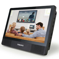 """Portable DVD Player Android 10.1"""" Touchscreen Wi-Fi Tablet Quad-Core 1.3G + 16GB"""
