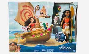 Disney Moana and Friends Starlight Projector Canoe