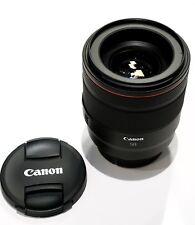 Canon RF 50mm F1,2 L USM Objektiv, schwarz lens black