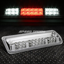 FOR 2004-2008 FORD F150 CHROME HOUSING LED THIRD 3RD BRAKE LIGHT CARGO LAMP BAR