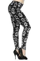 Banned Apparel Bird And Cage Leggings Tattoo Alternative Womens Clothing