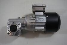 Rexroth Drehstrommotor 3 842 503 783 und Winkelgetriebe 3 842 527 869