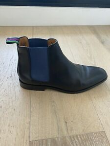 PS Paul Smith Gerald Boots Shoes Black Uk7